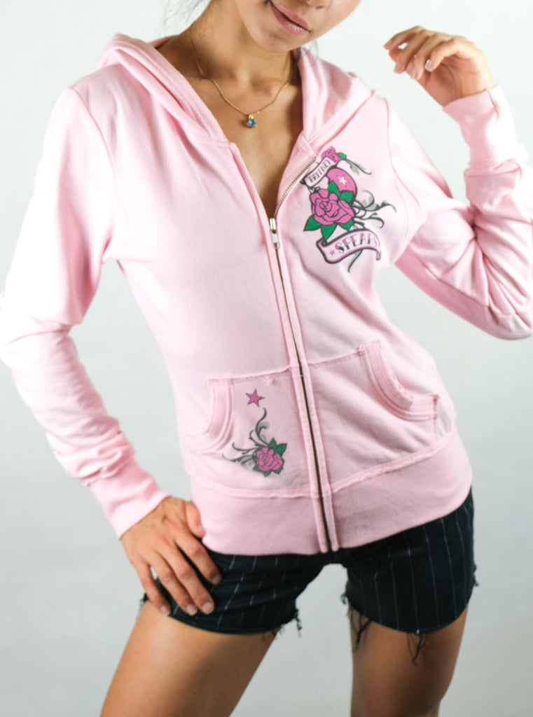 Early 2000s Britney Spears Womanizer Zip Up Jacket