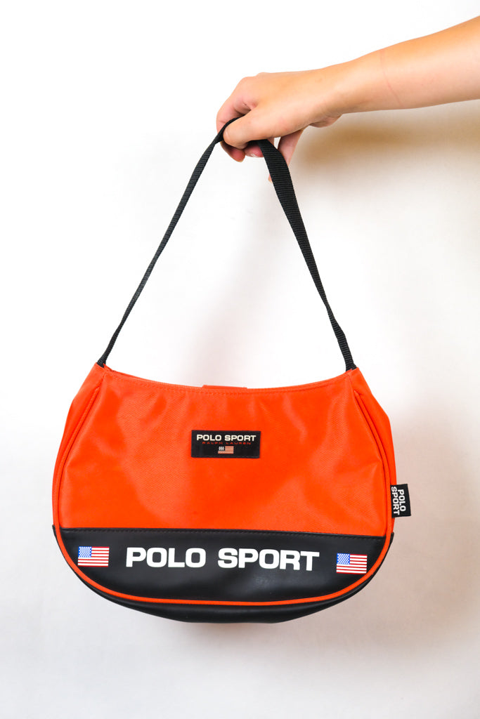 Authentic Ralph Lauren Polo Sport Logo Bag