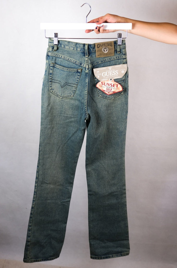 Authentic Dead Stock Vintage Guess Jeans