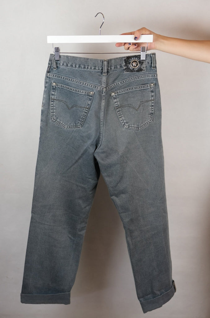Authentic Vintage Versace Denim Mens Jeans