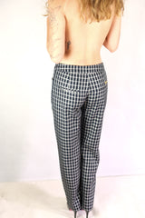 Authentic Burberry Check Pants