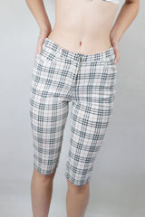 Authentic Burberry London Nova Check Capri Pants