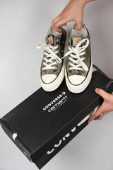 Authentic Converse X Carhartt Chuck 70 Ox Sneakers
