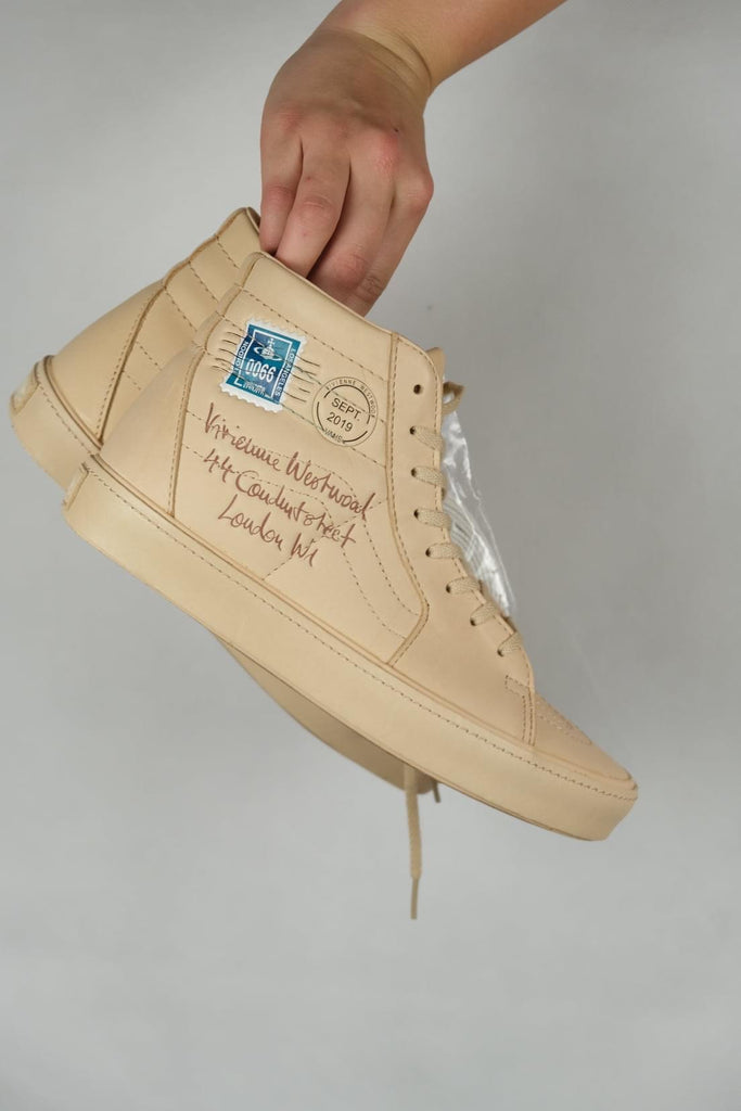 Authentic Vans X Vivienne Westwood Sk8-Hi Sneakers