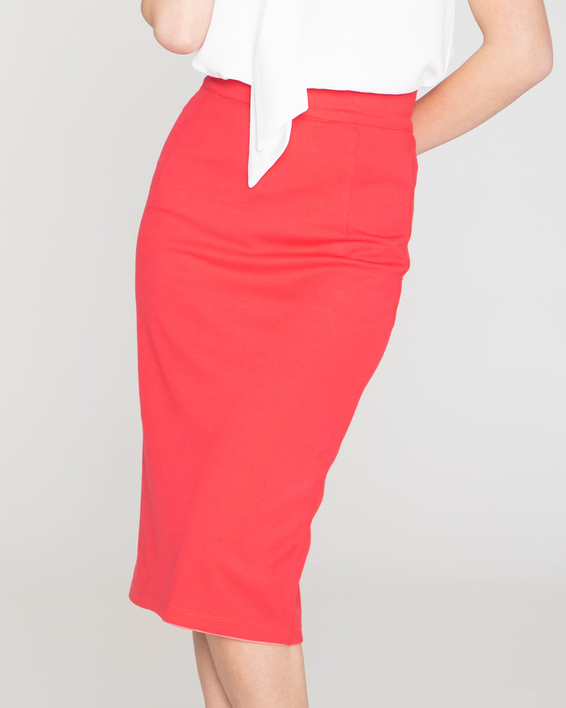 Pam Skirt in Coral