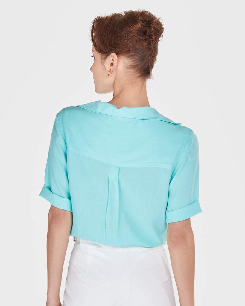 Julie Top in Mint