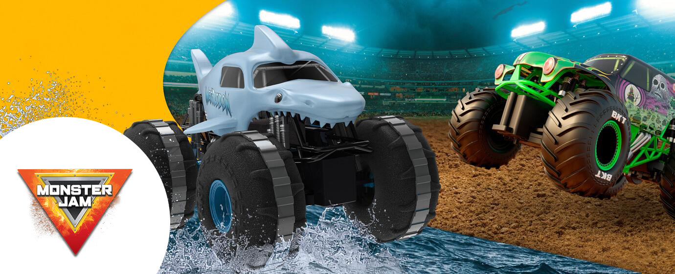 Monster Jam collection