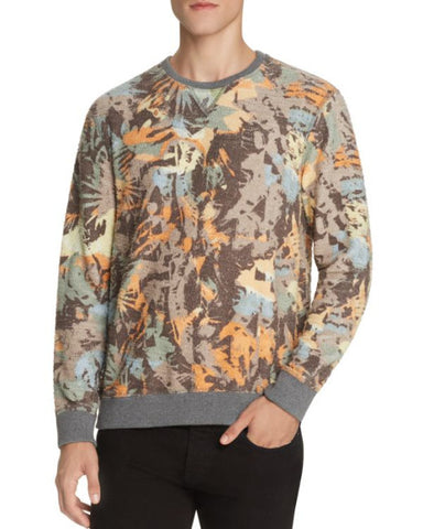 Sol Angeles - Camo Floral Pullover
