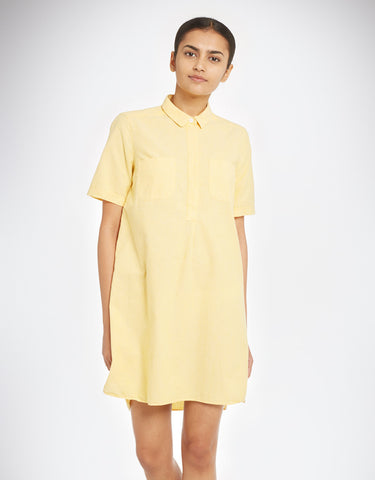 YMC - LIghtweight Oxford Shirt Dress