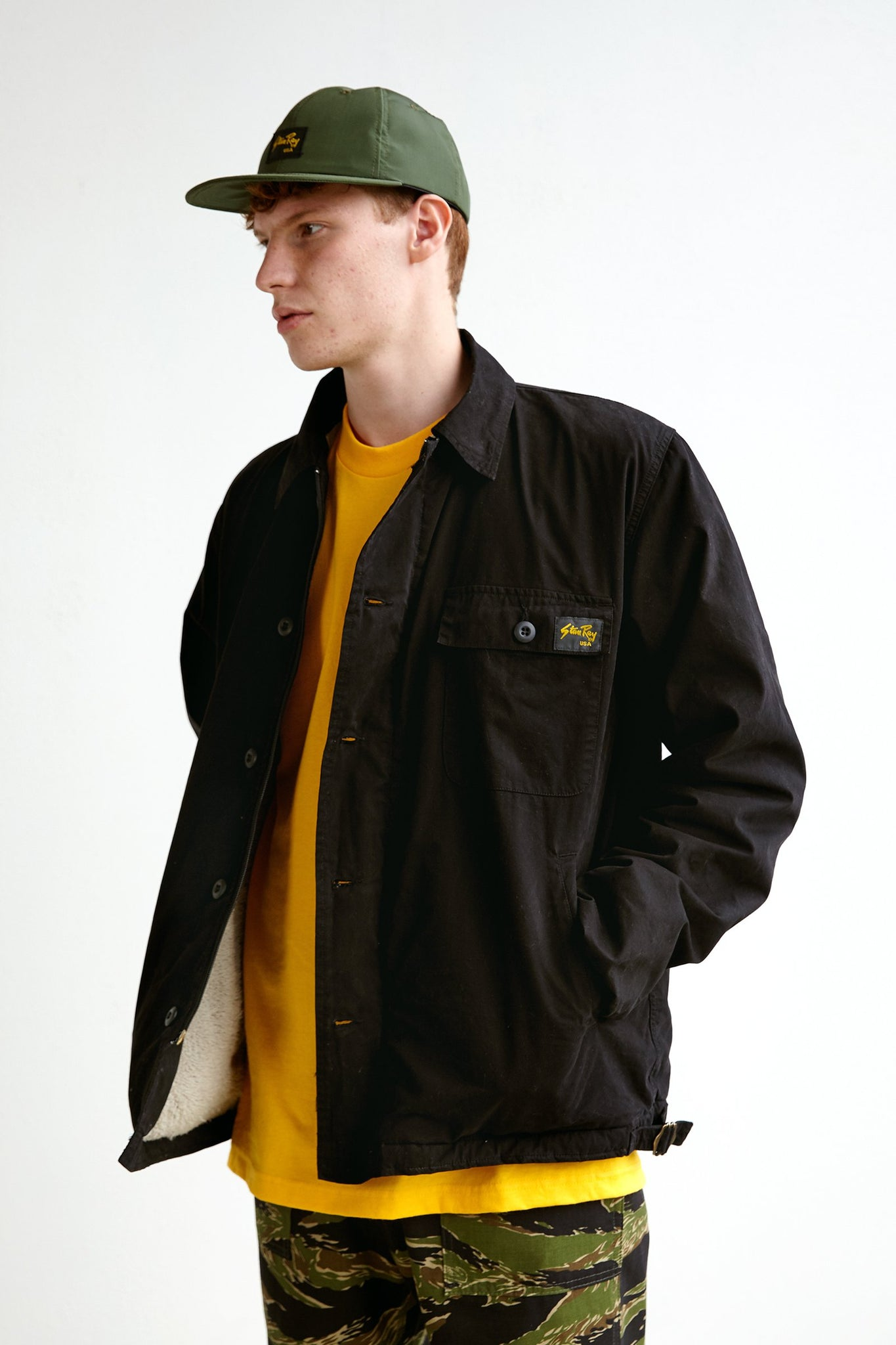 Stan Ray - A2 DECK JACKET - sizes S + L sold out!