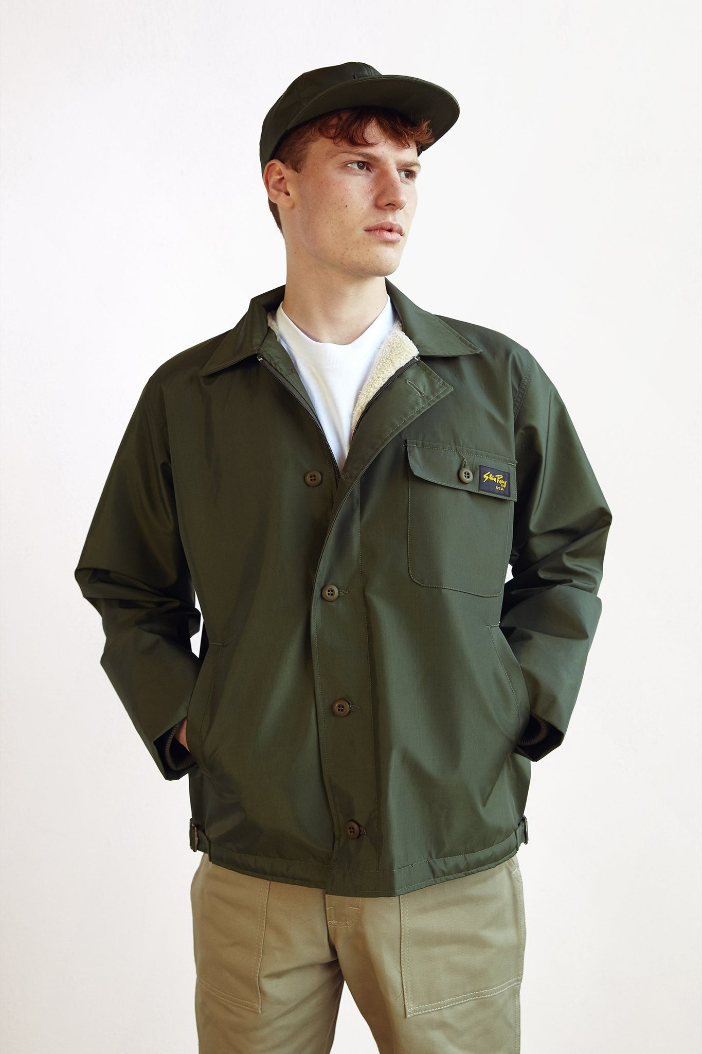 Stan Ray - A2 Deck jacket