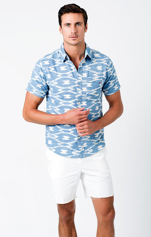 Sol Angeles - Cenote Woven Short Sleeve Shirt