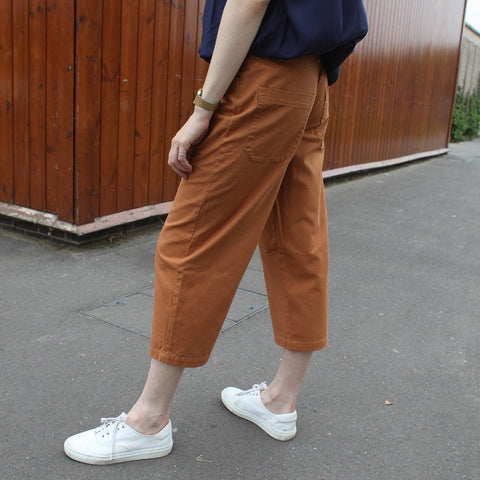 LF Markey - Big Boys Canvas Cropped Workpants