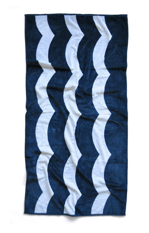 Sol Angeles - Waves Beach Towel