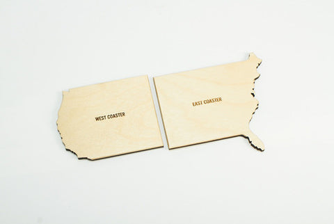 Reed Wilson Design - Coast to Coasters Set
