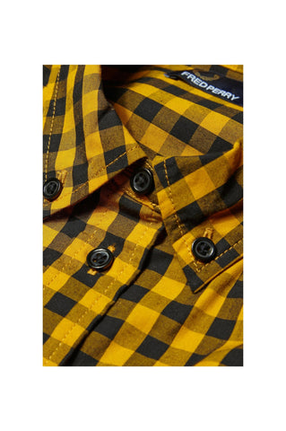 Fred Perry - Classic Gingham Shirt