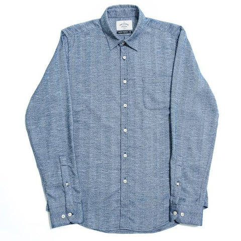 Portuguese Flannel - Broca Long Sleeve Flannel Shirt - size S left!
