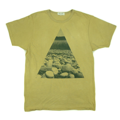 M. CARTER CO. - Shape Tee - Driftwood