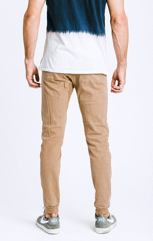 Twill Saddle Jogger - size L only!