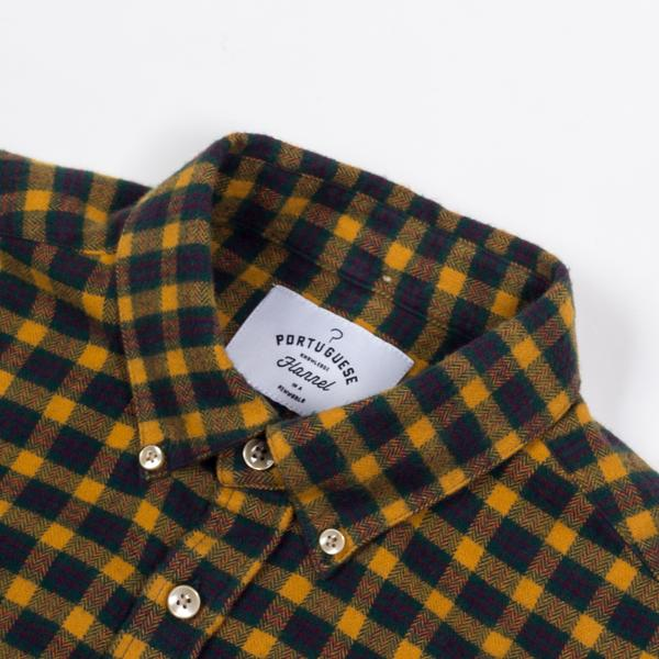 Portuguese Flannel - YALE -size small only!