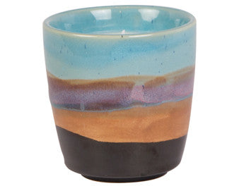 Terrain Candle (Ceramic)