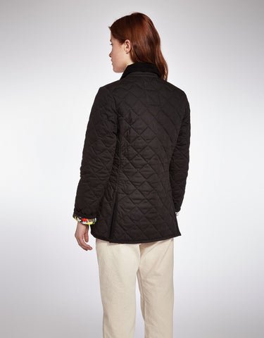 YMC - Black Quilted Jacket