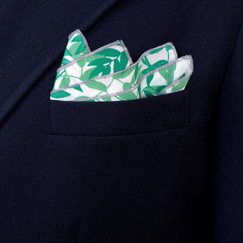 Glass House Shirtmakers - Pocket Square