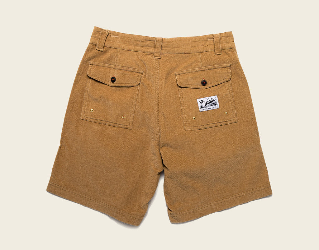 Howler Brothers - Cornerstone Corduroy Shorts