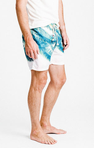 Sol Angeles - Palm Rose Dume Sub Volley Swimtrunks