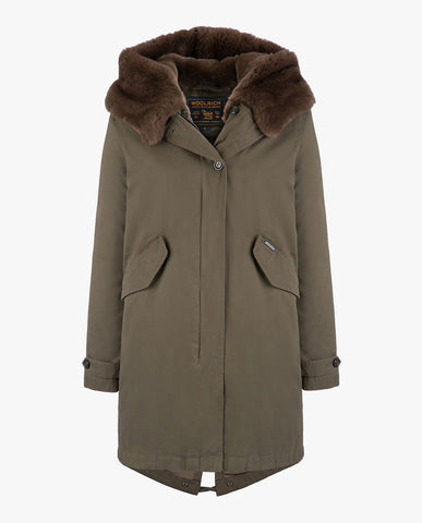 Woolrich - Literary Rex Eskimo Parka - only size M in each colorway left!
