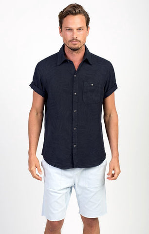 Sol Angeles - Inverse Palms Woven Shirt