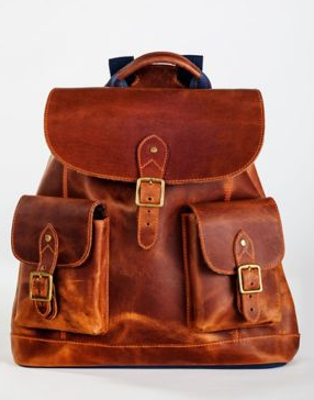 Pendleton - Leather Rucksack