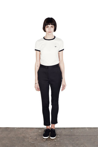 Fred Perry - High Waisted Trousers - size small only!