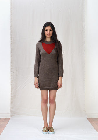 Ete Noir - Knit Sweater Dress