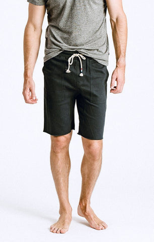 Sol Angeles - TWILL SADDLE SHORT - V BLACK - size large only!