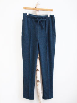 VIA SPARE - WOOL PANTS - size Large only!