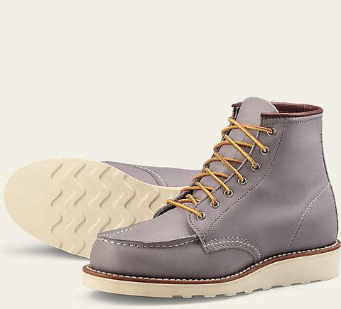 Red Wing Boots - 6 Inch Moc