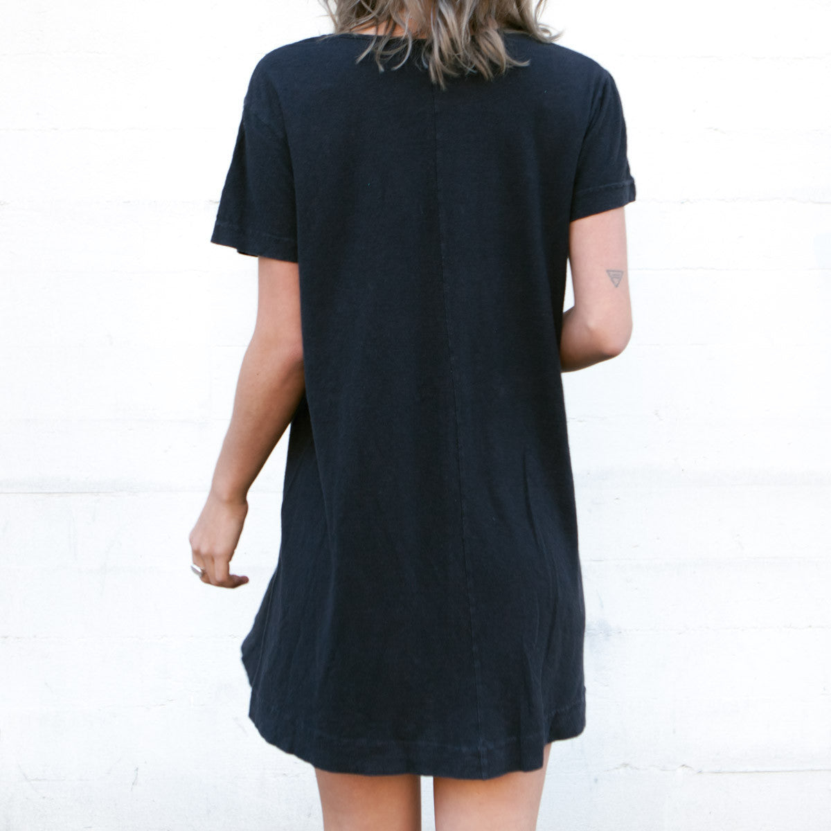 JUNGMAVEN - BEACH DRESS - Black is sold out!