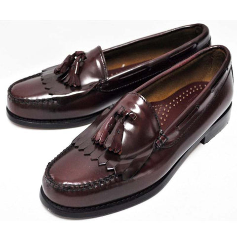 Bass - Burgundy Layton  - Men's