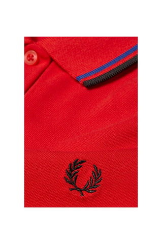 Fred Perry - The Twin Tipped Shirt - Size Medium only!