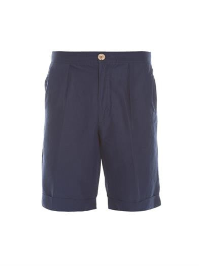 Oliver Spencer - Pleat Shorts