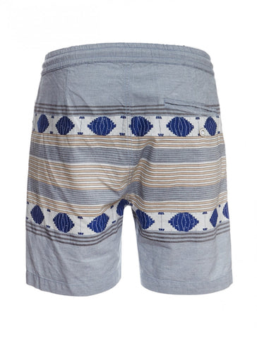Sol Angeles - Windward Ikat Chambray Shorts - Size XL only!