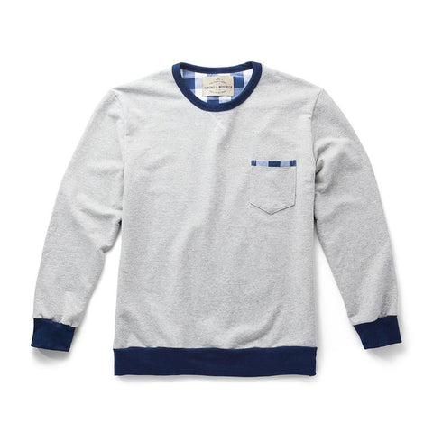 Woolrich x Almond - Pocket Sweatshirt - XL Only