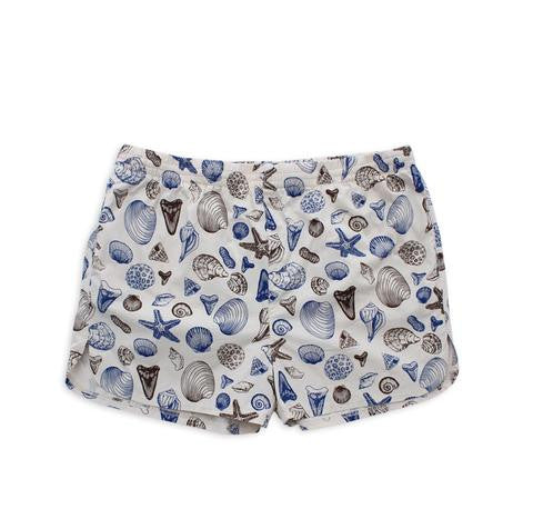 M. CARTER CO. - Shells Swim Trunks - Shells/Bone - size XL only!