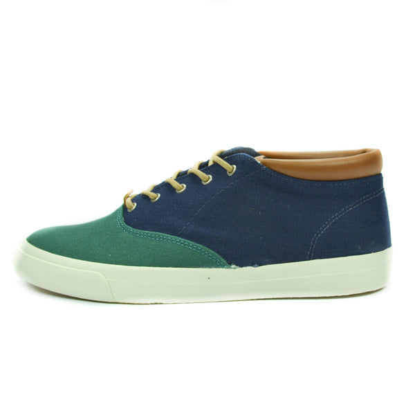 Veja - Transatlantico Canvas Sneaker in Marine Boston - size US8 (41) only!