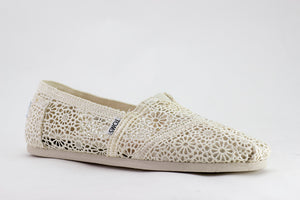 Toms - White Morrocan