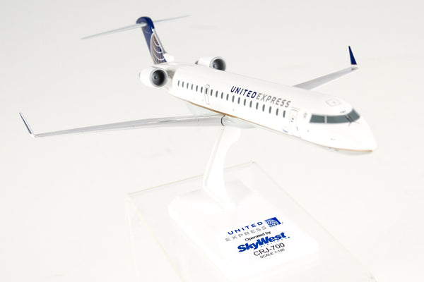 CRJ700 United Express (Snap Model)