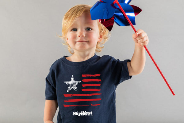 Toddler T-Shirt (2019 Patriotic - Limited Edition)