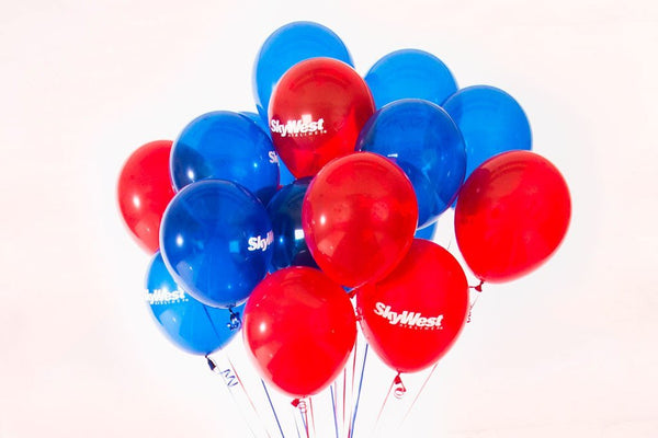 Balloons (10 count) - Blue
