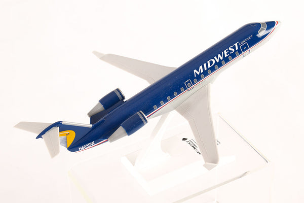 CRJ200 Midwest (Snap Model)